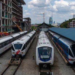 Tren LRT Monorail