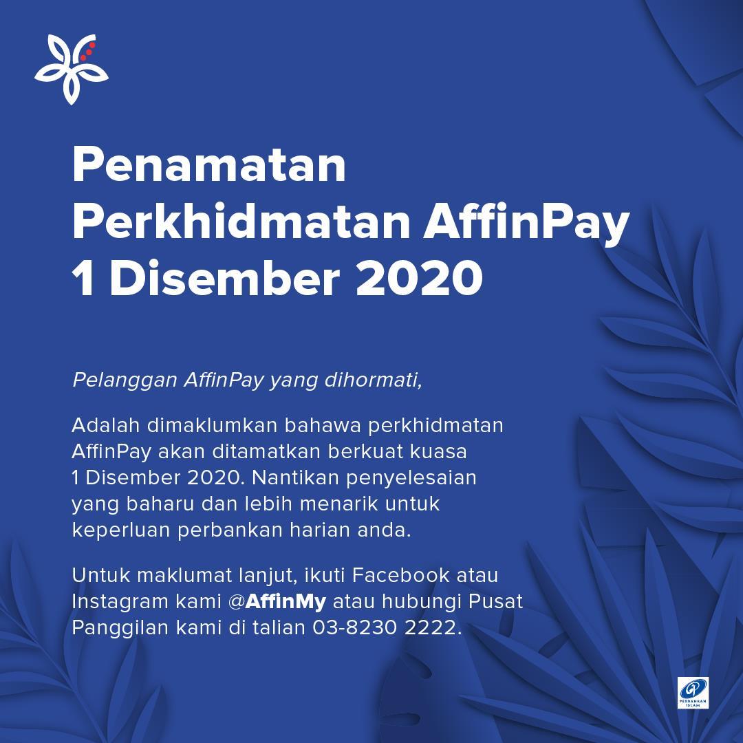 AffinPay Tamat