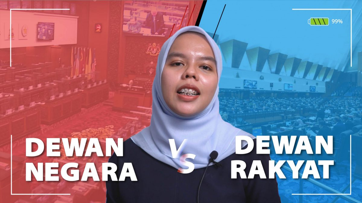 Dewan Rakyat vs Dewan Negara