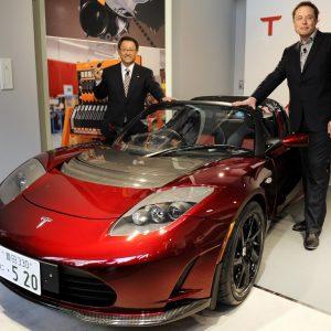 Toyota Tesla