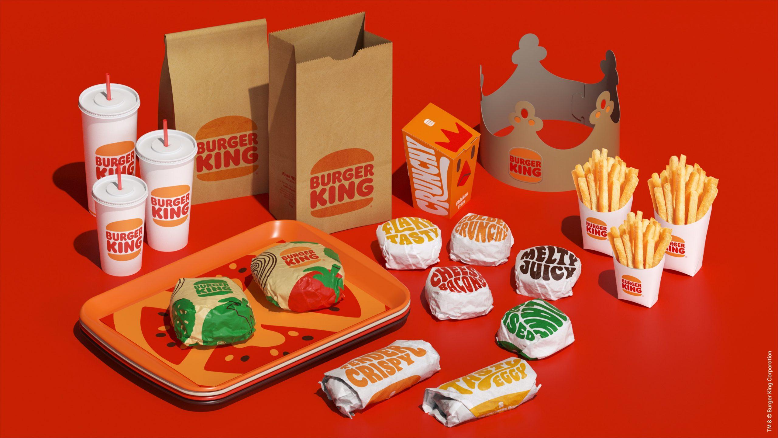 Burger King 2021