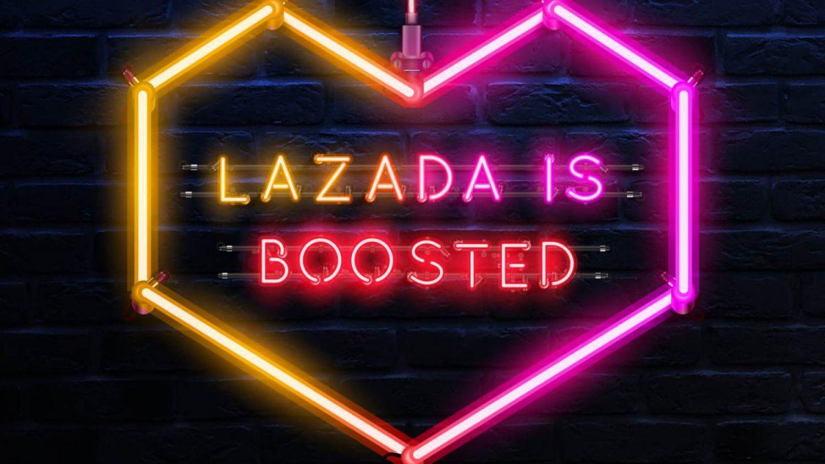 Lazada Boost