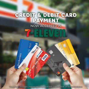 7-Eleven Kad Kredit